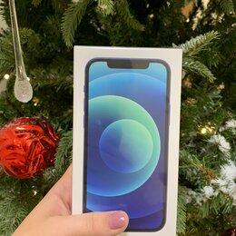 Мобильные телефоны - Смартфон Apple iPhone 12 64Gb Blue, 0