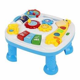 Детские музыкальные инструменты - Музыкальный  развивающий столик Keenway, 0