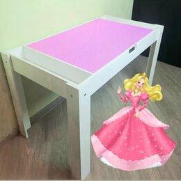Столы и столики - Лего Стол для принцессы💖 с ящиком для хранения…, 0