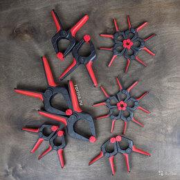Струбцины - Пружинные зажимы струбцины. Комплект, 0