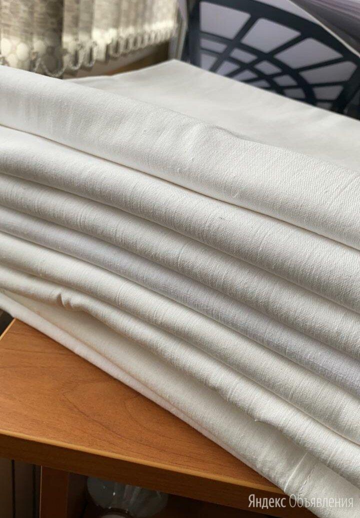 Простыни белые по цене 150₽ - Постельное белье, фото 0