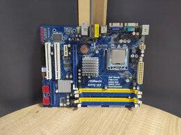 Материнские платы - Материнская плата (Б/У) G41C-GS Intel G41, 0