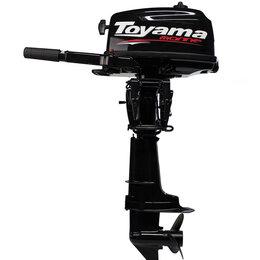Моторные лодки и катера - Лодочный мотор TOYAMA T5,8BMS, 0