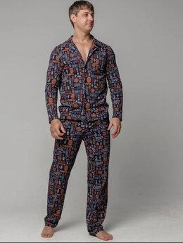Домашняя одежда - Пижама мужская , 0