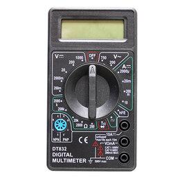 Измерительные инструменты и приборы - Мультиметр DT 832, 0