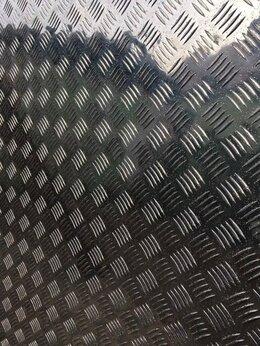 Металлопрокат - Алюминиевый рифлёный лист, 0
