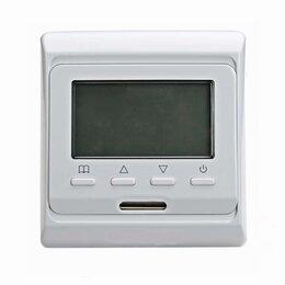 Электрический теплый пол и терморегуляторы - Терморегулятор программируемый Е51, 0