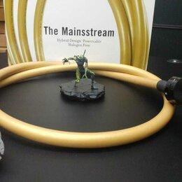 Кабели и разъемы - Кабель питания Van den Hul The MAINSSTREAM HYBRID, 1.5 м, 0