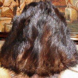 Головные уборы - Шапка норковая женская формы колпак, размер 56. , 0
