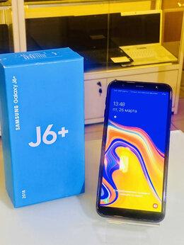 Мобильные телефоны - Samsung Galaxy J6+ (2018) в отличном состоянии, 0
