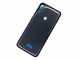 Корпусные детали - Задняя крышка SAMSUNG Galaxy A11 (A115F) Black, 0