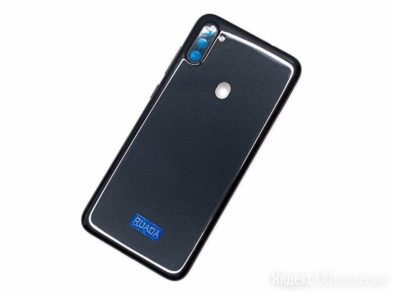 Задняя крышка SAMSUNG Galaxy A11 (A115F) Black по цене 290₽ - Корпусные детали, фото 0