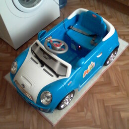 Радиоуправляемые игрушки - Детский автомобиль MINI Jetem, 0