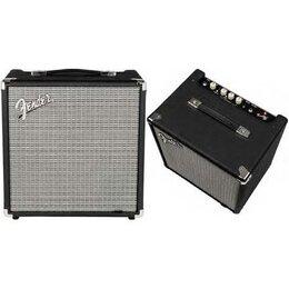 Электрогитары и бас-гитары - FENDER RUMBLE 25 COMBO (V3), 0