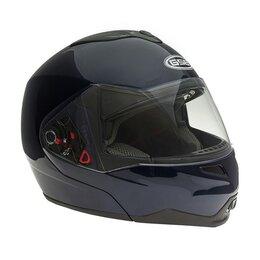 Спортивная защита - Шлем модуляр GSB G - 339 BLUE MET, 0