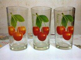 Бокалы и стаканы - Стаканы стекло, 0