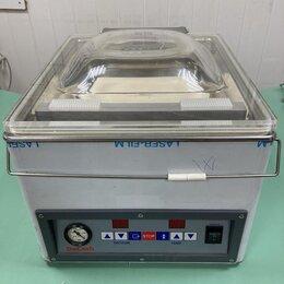 Упаковочное оборудование - DoCash 2240 вакуумный упаковщик, 0
