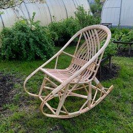 Кресла и стулья - Кресло качалка ракушка. Мебель для дачи и сада. , 0