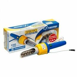 Прочая техника - Электрорыбочистка нож для чистки рыбы окуня, щуки, судака Фермер РЧ 01, 0