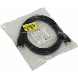 Кабели и разъемы - Кабель HDMI - HDMI 1м Defender, 0