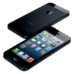 Мобильные телефоны - 🍏 iPhone 5 32Gb Space Gray (черный), 0