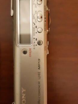 Диктофоны - Диктофон Sony ic recorder icd-s x 56, 0