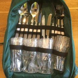 Наборы для пикника - Рюкзак набор для пикника на 4 персоны, новый, 0