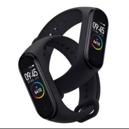 Умные часы и браслеты - Фитнес-браслет M4, 0