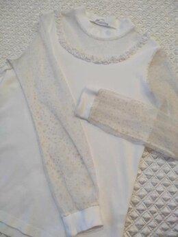 Рубашки и блузы - Школьная блузка и водолазка 146-152 см, 0