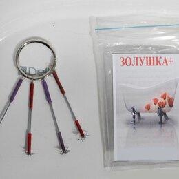 Инструменты для прочистки труб - Сетка для очистки засора Золушка + уловитель волос и шерсти в ванной, 0