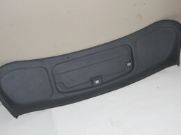 Интерьер  - BMW 7 E65/E66 Обшивка крышки багажника, 0