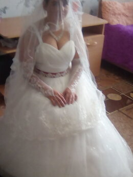 Платья - Свадебное платье продается , 0