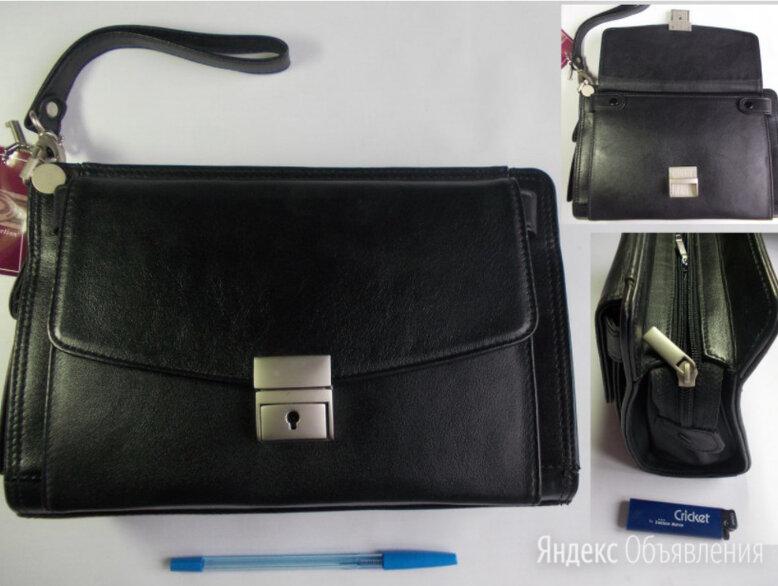 сумка мужская, клатч, барсетка по цене 4800₽ - Клатчи, фото 0