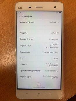 Мобильные телефоны - Xiaomi MI 4LTE-CU, 0