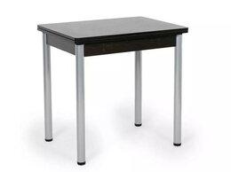 Мебель для кухни - Стол поворотно-раскладной Ирис/венге, 0