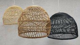 Мебель для учреждений - Плетеный плафон для кафе ресторана ротанг лоза, 0