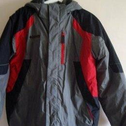 Куртки и пуховики - Куртка зимняя Columbia на 12-14 лет,б/у, 0