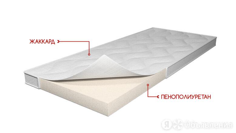 Матрас Стандарт (ППУ) h10 см по цене 3490₽ - Матрасы и наматрасники, фото 0