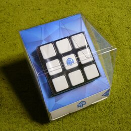 Головоломки - Скоростной кубик Rubiks GAN 3x3(RSC), 0