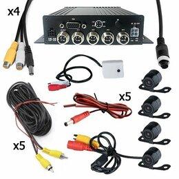 Готовые комплекты - Комплект видеонаблюдения для автошколы MDR…, 0