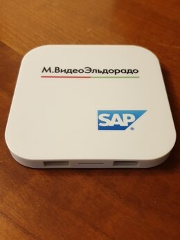 Зарядные устройства и адаптеры - Беспроводное зарядное устройство М.Видео-Эльдорадо, 0