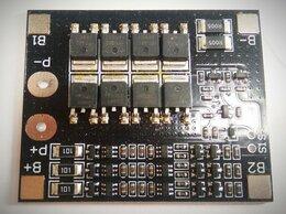 Радиодетали и электронные компоненты - Плата защиты, 0