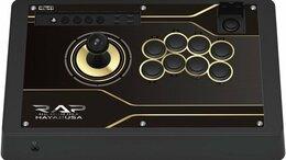 Игровые приставки - Геймпад HORI Real Arcade Pro N Hayabusa for…, 0