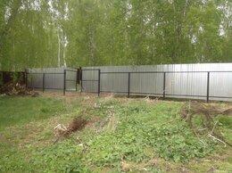 Заборы и ворота - Забор 2-метра из профнастила для коттеджных…, 0