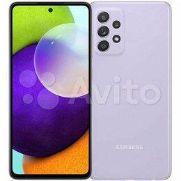 Мобильные телефоны - Samsung Galaxy A52 4/128Gb Фиолетовый, 0