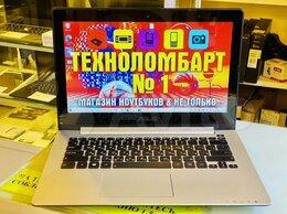 Ноутбуки - Мощный, Сенсорный, Алюминиевый Asus i7-3Ghz, 0