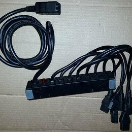 Аксессуары для серверов - Распределительное устройство электропитания HP HSTNR-pS01 Fixed Cord, 0