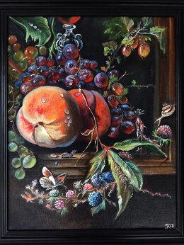 Картины, постеры, гобелены, панно - Копия натюрморта Абрахама Миньона художник…, 0