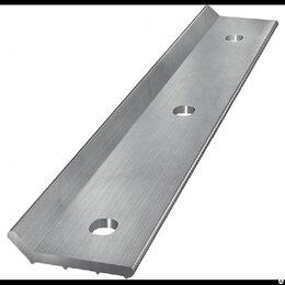 Уголки, кронштейны, держатели - Краевая кровельная алюминиевая планка 3м , 0