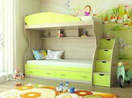 Кроватки - Кровать детская двухъярусная КР-4, 0